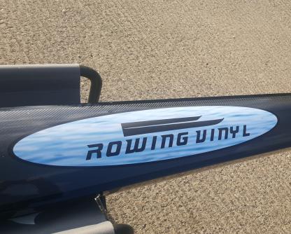 Rowingvinylgraphic